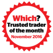 winners of Which? Trader of the Month
