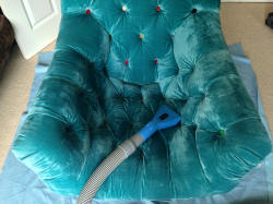 our upholstery cleaning tool