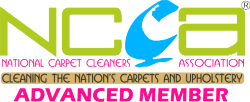 Advanced Members of The National Carpet Cleaners Association