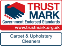 Government endorsed carpet cleaners