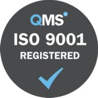 ISO 9001:2015 registered cleaning company